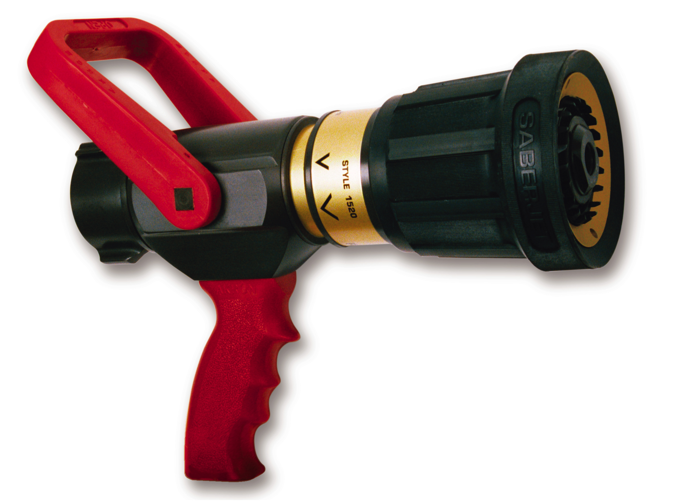"1 1⁄2"" Dual ShutOff SaberJet with Pistol Grip"