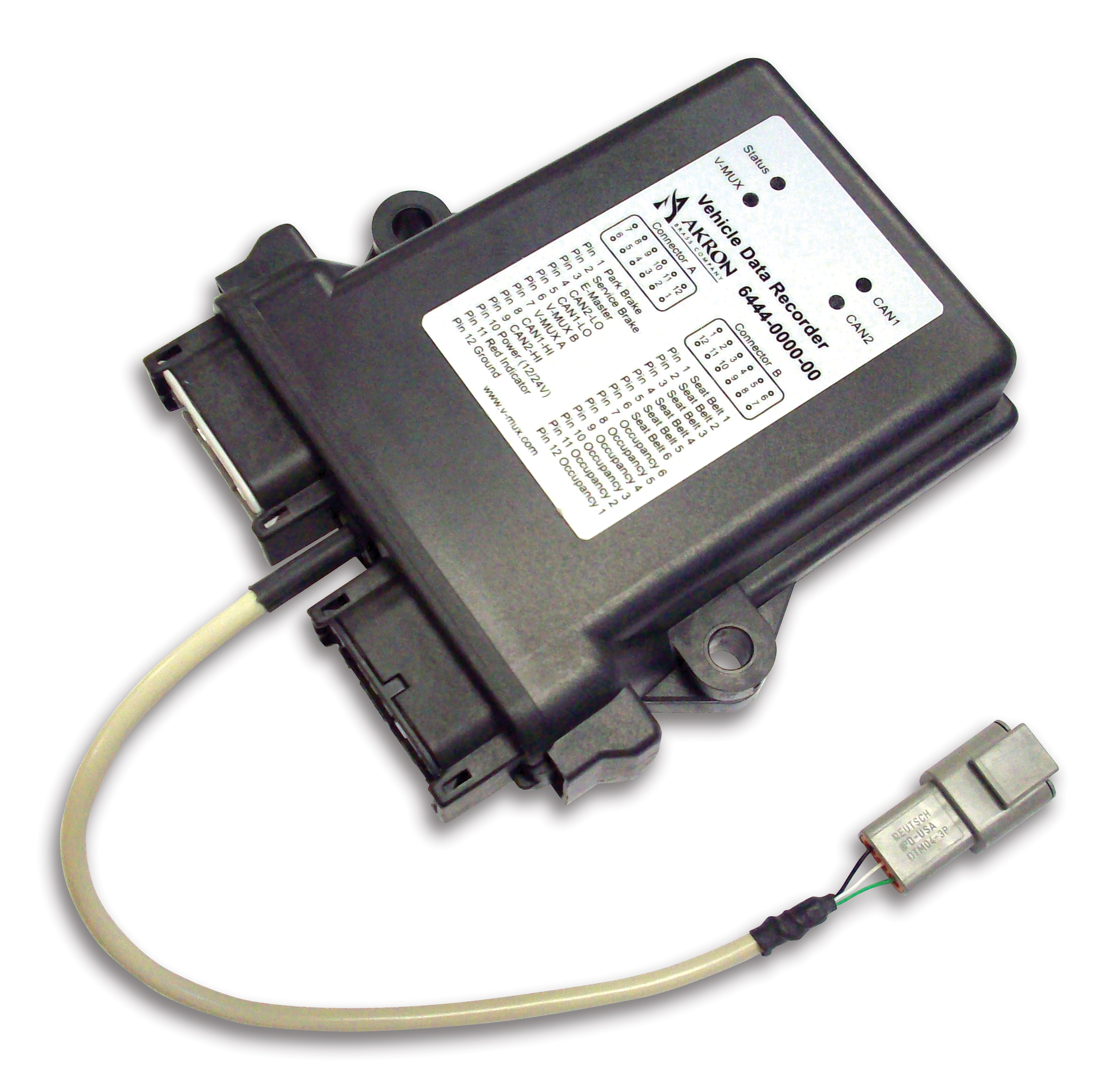 Vehicle Data Recorder and Gateway Module