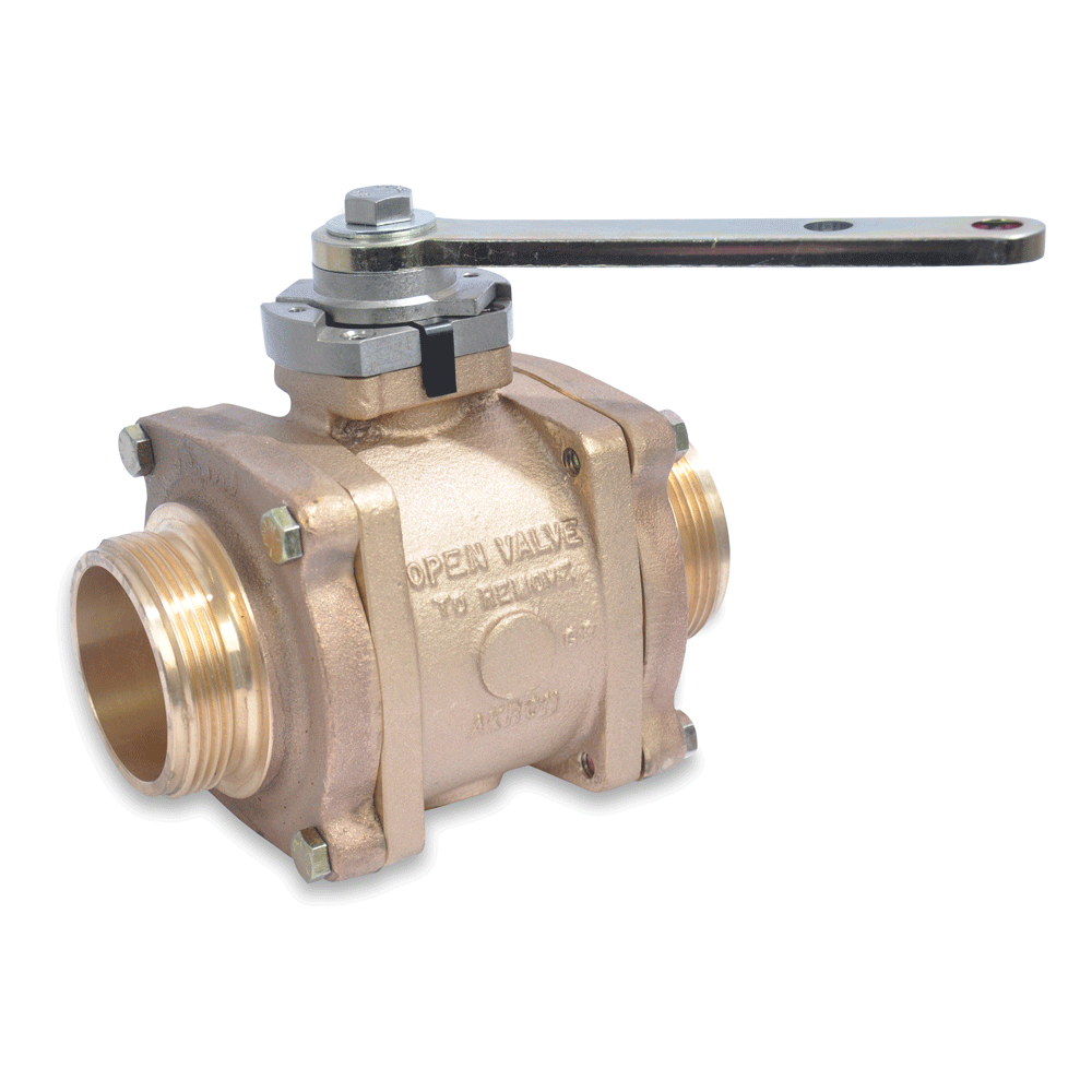 "31/2"" Swing-Out Valve (Body Only) with Fusion CF ball"