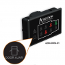Seat Belt Indicator Ambulance with Door and Warning ICONs and PWM Dim