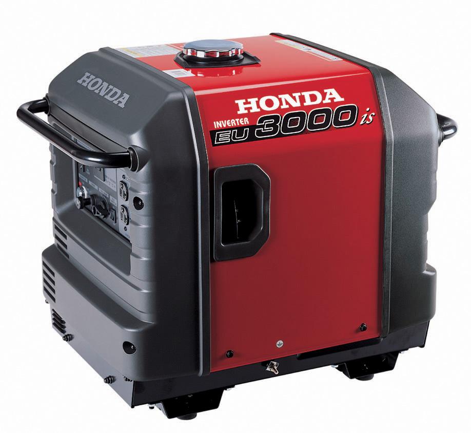 3000 Watt Inverter Generator